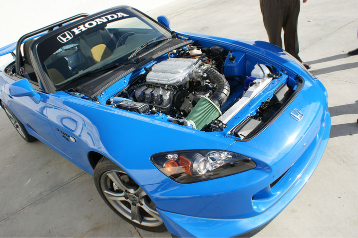 Honda Quot Big Block Quot Into The Cr Z Who S Going To Be The