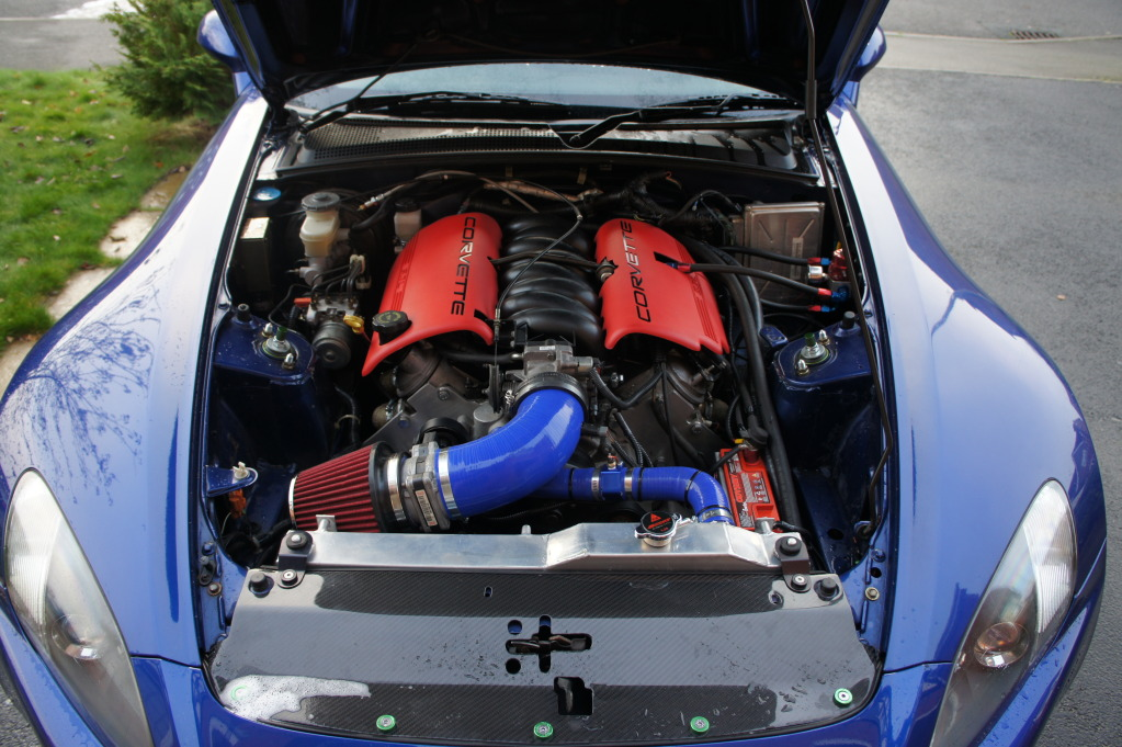 s2000 j swap | The S2k and the Ant